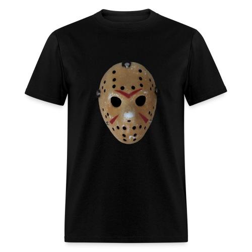 Friday the 13th Jason's Mask - Men's T-Shirt