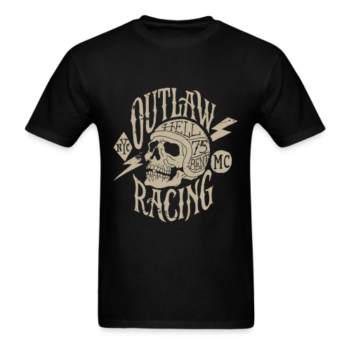 Outlaw Racing - Men's T-Shirt