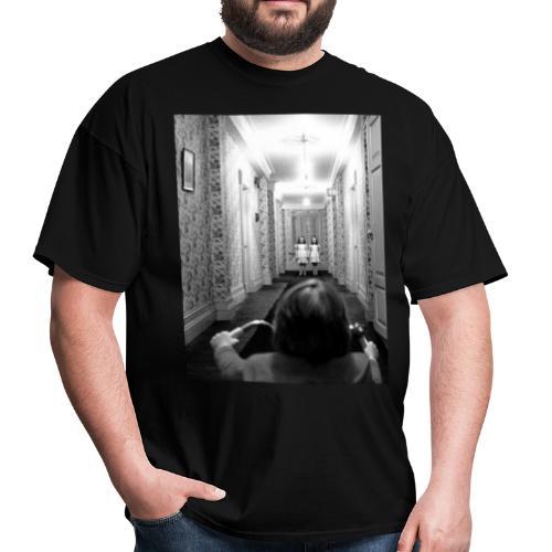 The Shining- Hallway - Men's T-Shirt