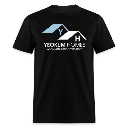 yeokum blue - Men's T-Shirt