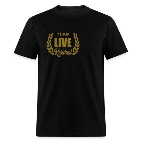 LIVE RESIDUAL - FINAL - Men's T-Shirt
