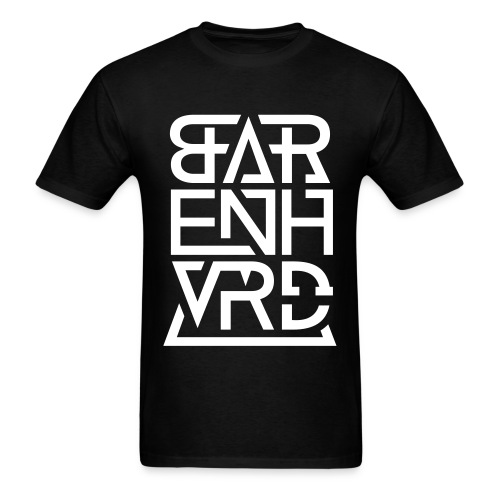 BARENHVRD LOGO 2016 V - Men's T-Shirt