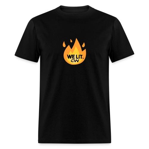 Coulter West We Lit - Men's T-Shirt