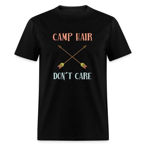 camp hair dont care t-shirt - Men's T-Shirt