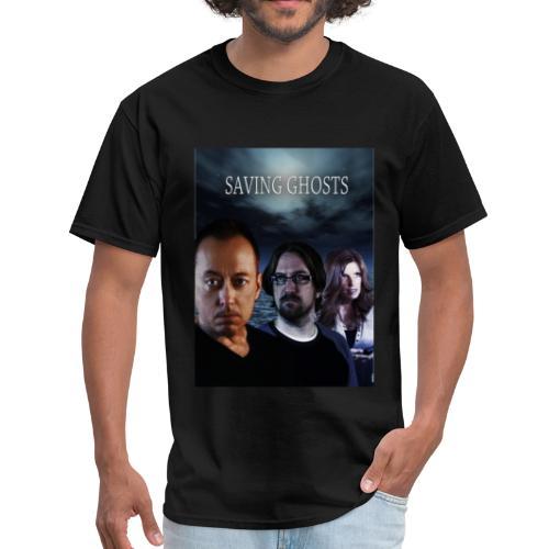 Saving Ghosts - Men's T-Shirt