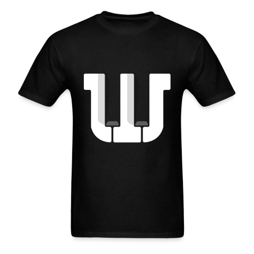 W Logo - Men's T-Shirt