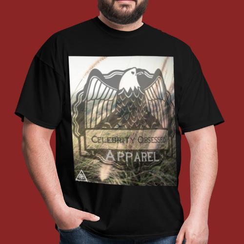 Eagle Eye Design - Men's T-Shirt