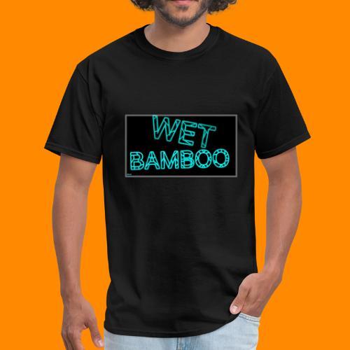 WET BAMBOO GLOWIEEE SHIRT - Men's T-Shirt
