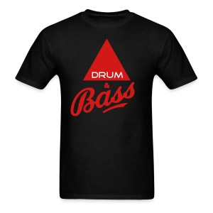 Drum and Bass - Men's T-Shirt