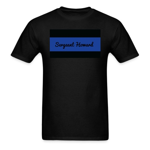 Sergeant Howard Mens T Shirt - Men's T-Shirt