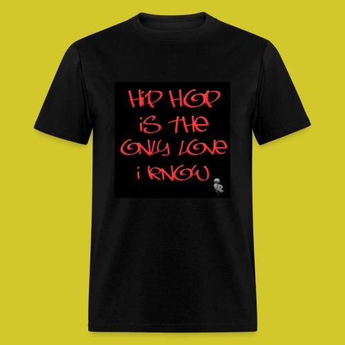 ILLRELATION ONLY LOVE - Men's T-Shirt