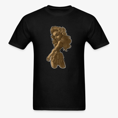 Brown Beauty - Men's T-Shirt