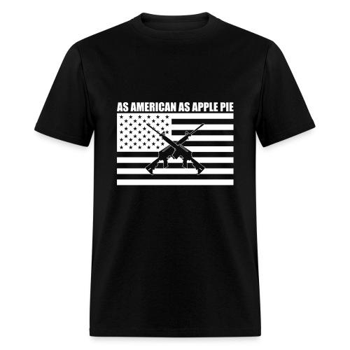 As American as Apple Pie - Men's T-Shirt
