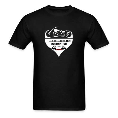 bikersT - Men's T-Shirt