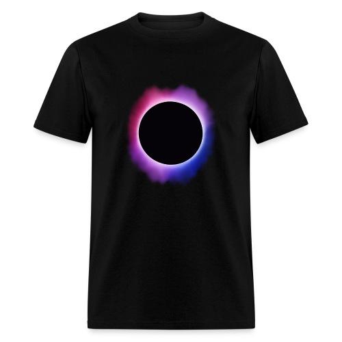 Bi Eclipse Visibility - Men's T-Shirt