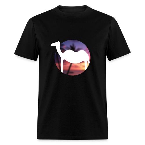 Aych Dee Logo - Men's T-Shirt