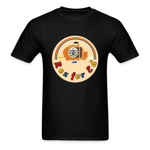 Navajo Seal Tee - Men's T-Shirt