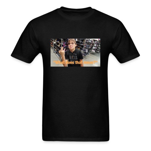 Jamon Jenner Whaa does that mean? - Men's T-Shirt