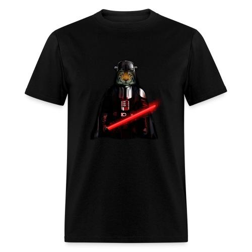 Power Tiger painting T-shirt - Men's T-Shirt