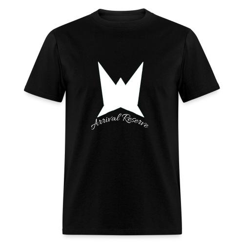 Arrival Reserve logo - Men's T-Shirt