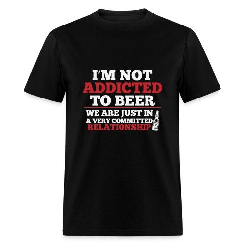 Beer Lover - Men's T-Shirt