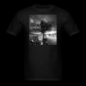 Life and Death - Men's T-Shirt