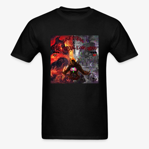 Love Curse Summer Collection - Men's T-Shirt