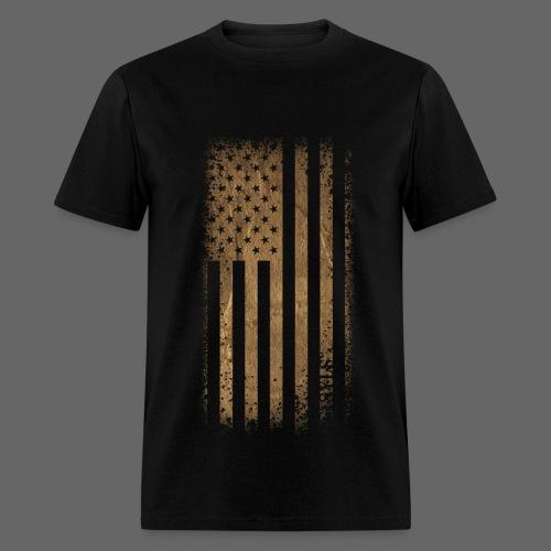 Tattered Flag - Men's T-Shirt