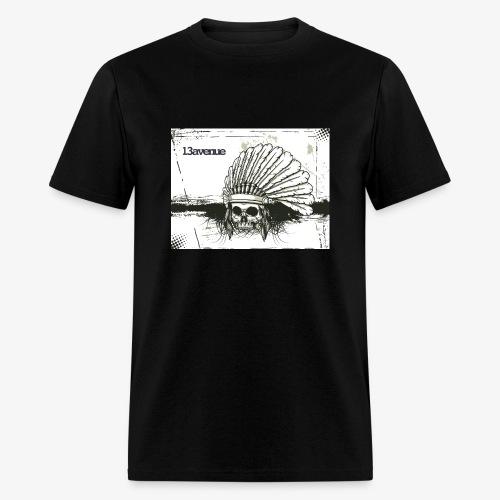 Indian Skull - Men's T-Shirt