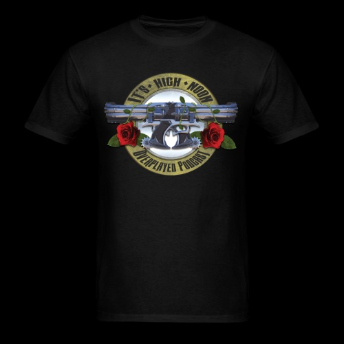 Overplayed - It's High Noon - Men's T-Shirt