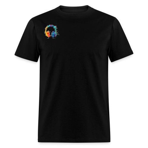 Colourful headset - Men's T-Shirt