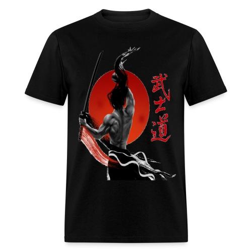 Redmoon Ronin - Men's T-Shirt