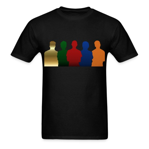 Game Lockdown Group - Men's T-Shirt