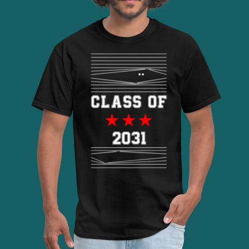 Class Of 2031 T Shirt First day of school - gift - Men's T-Shirt