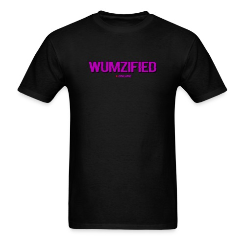Wumzified Online - Men's T-Shirt