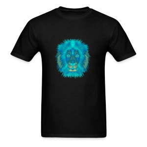 Blue Line - Men's T-Shirt