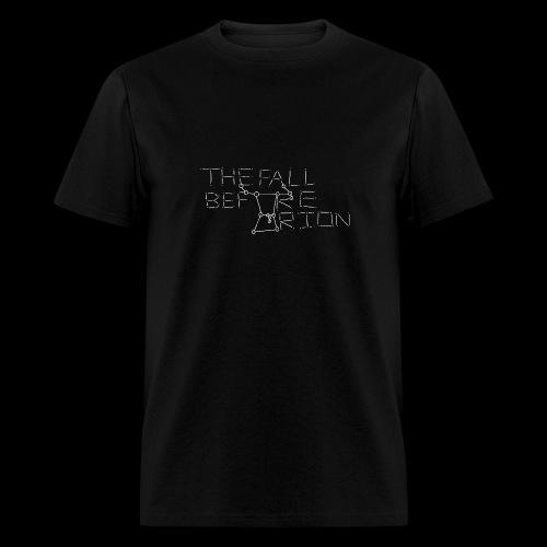 The Fall Before Orion Logo (White) - Men's T-Shirt