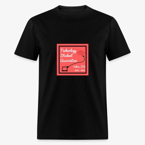 Technology Student Association - Yukon, OK | 2018 - Men's T-Shirt