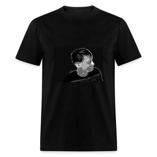 girl i love you - Men's T-Shirt