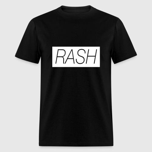 RASH logo ii - Men's T-Shirt