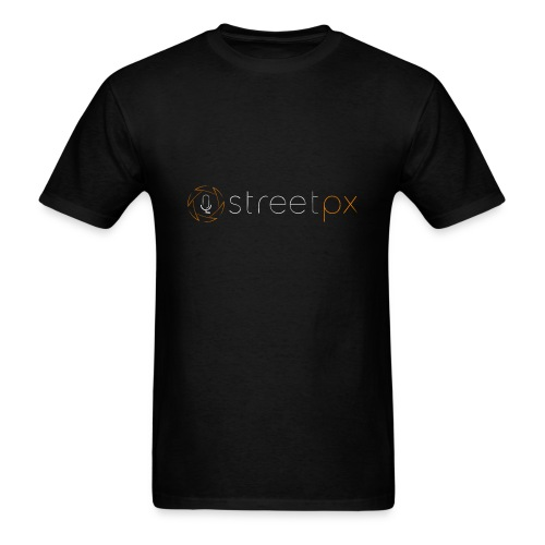 Urban Explorer StreetPX Logo - Men's T-Shirt