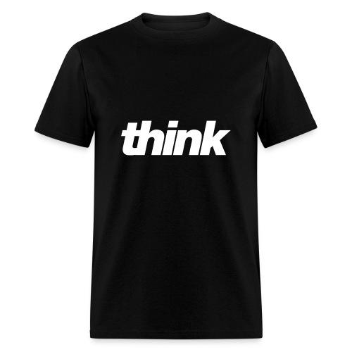 Think4 - Men's T-Shirt
