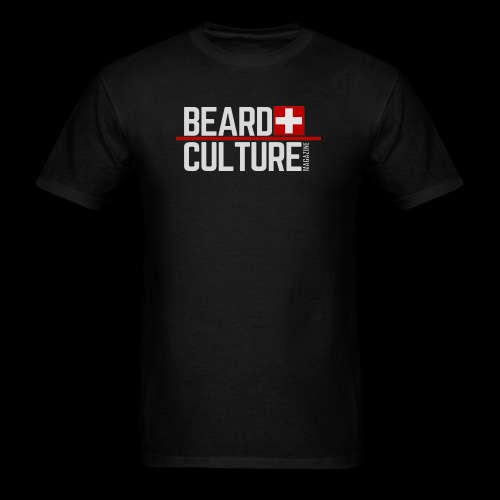 Beard Culture Magazine - Men's T-Shirt