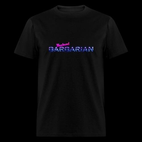 Weekend Barbarian - Men's T-Shirt