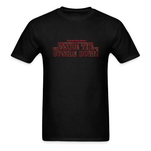 Inside The Upside Down - Men's T-Shirt