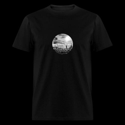 keep moving forward - Men's T-Shirt