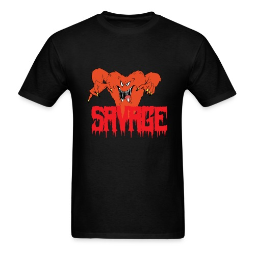 savage T shirt - Men's T-Shirt