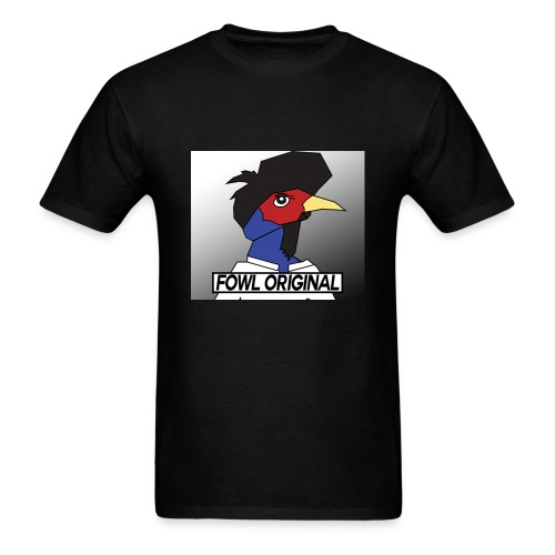 Fowl Original Logo - Men's T-Shirt