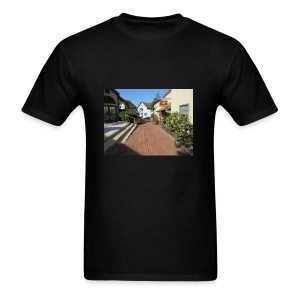 Historic Village - Men's T-Shirt