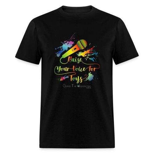GTU Toy Drive Glow Shirt - Men's T-Shirt